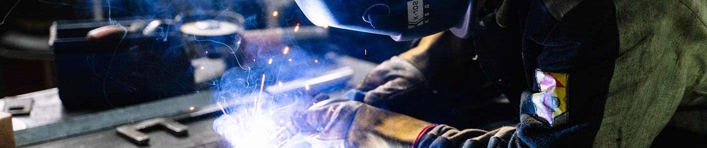 Welding and light metalwork